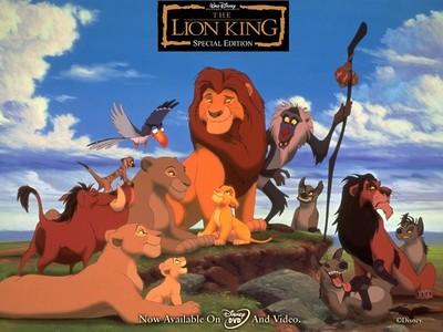 دن 17: Lion King