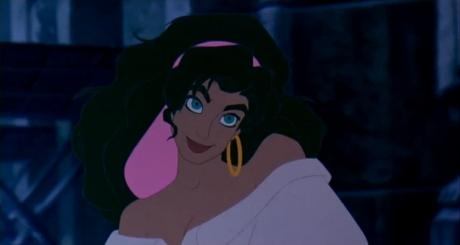 دن 19: Sorry for using her 2 days in a row, but Esmeralda =)