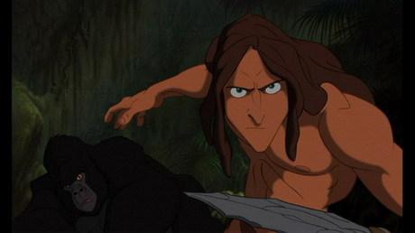دن 20: Tarzan