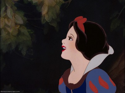 دن 7: Snow White (mainly because my personality is very similar to hers)!