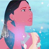 دن 26. Best Disney Scene Pocahontas and john smiths first meeting