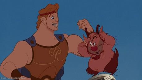 دن 9: Hercules (though I haven't seen the whole movie)