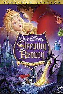 دن 17: Sleeping Beauty ( I remember renting this movie every time we went there when I was little) A
