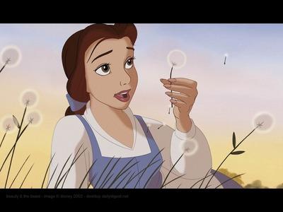 دن 19: Belle, Although I love them all! (At least, basically all of them :p)