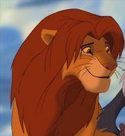دن 20: Simba.... Hope He counts as a Disney Hero! Although I like a lot of them.