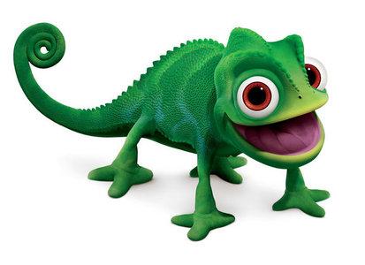 دن 22: Hmm.. Either Pascal, Thumper, Squirt, Toy Story Aliens, and much, much more!