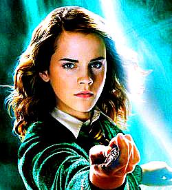 Mine , Hermione :)