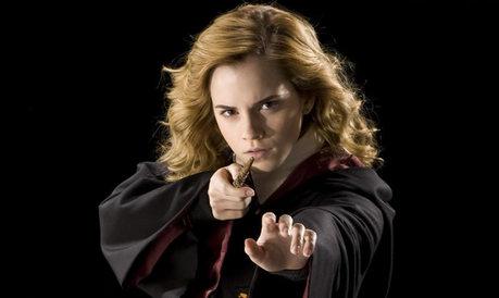 Hermione !! She's soo pretty !!!!!