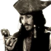 [b]Round 1: [u]Jack Sparrow[/u][/b] 1. Black & White