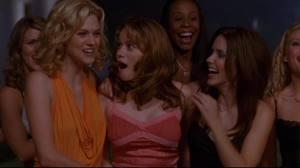 3-Three main girls (Haley, Brooke and Peyton)