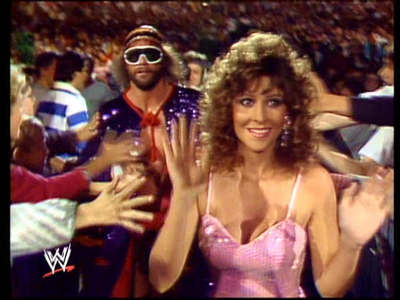 Day 11 - Favorite Manager: <b>Miss Elizabeth</b>