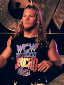 Day 01 - Favorite Wrestler While Growing Up: <b>Chris Jericho</b>
