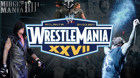 Triple H vs Undertaker  Wrestlemania 27 Promo