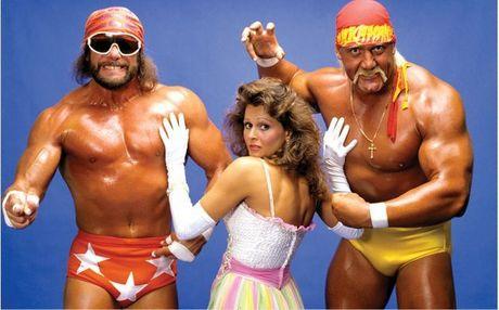 일 17 - First Wrestling Memory: [b]Seeing Hulk Hogan,Macho Man,and Miss Elizabeth on tv.It was those