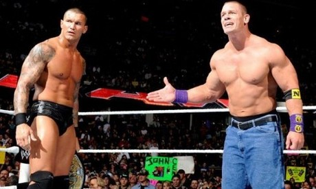 Day 18 - Most Overrated Wrestler: <b>John Cena and Randy Orton</b>