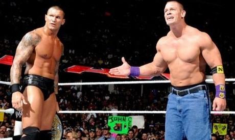 일 18 - Most Overrated Wrestler: [b]John Cena and Randy Orton[/b]