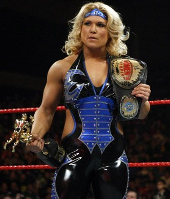 Day 02 - Favorite Female Wrestler: <b>Beth  Phoenix</b>