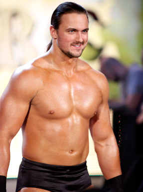 Day 19 - Most Underrated Wrestler: <b>Drew McIntyre</b>