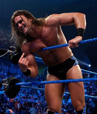 일 19 - Most Underrated Wrestler: Drew McIntyre