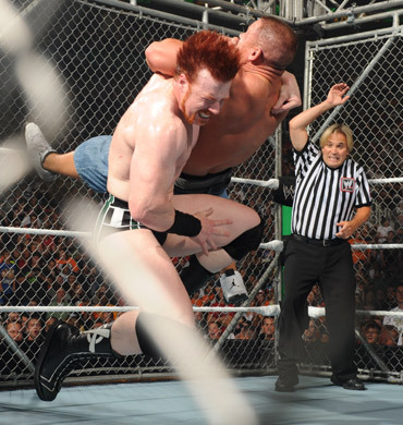 Day 20 - Favorite Wrestling Move  : 
