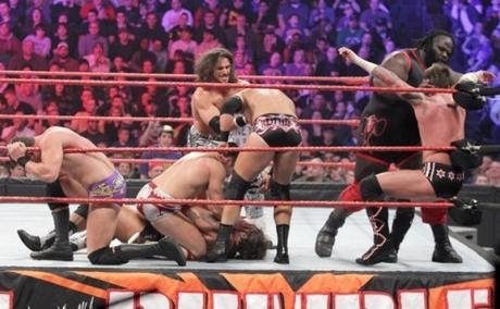 일 21 - 가장 좋아하는 Gimmick Match: [b]Royal Rumble[/b]