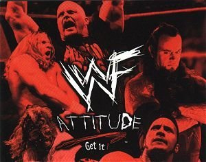 Day 22 Favorite Era in Wrestling : The Attitude Era 