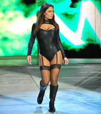 Day 23 - Most Improved Wrestler: <b>Maxine</b>