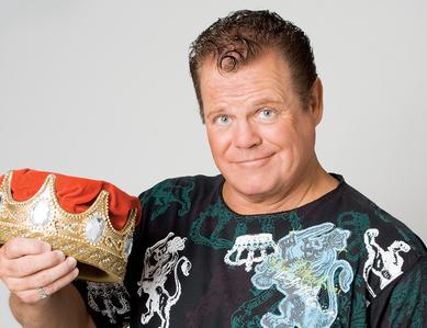 """일 25 - 가장 좋아하는 Commentator 또는 Announcer: [b]Jerry """"The King"""" Lawler[/b]"""