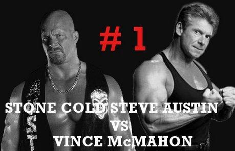 일 28 - 가장 좋아하는 Rivalry: [b]Stone Cold Steve Austin vs Vince McMahon[/b]
