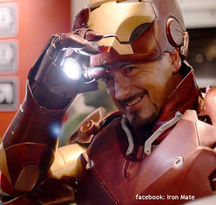 Starlight childrens charity Avengers opening