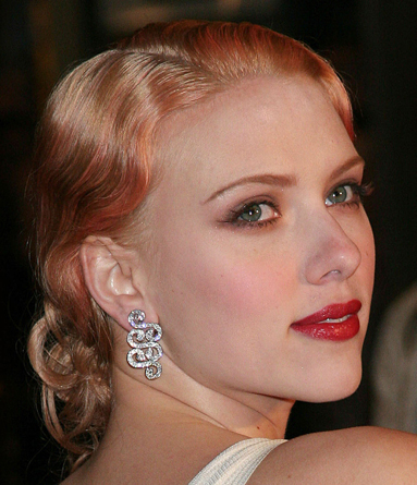 Scarlett Johansson :)