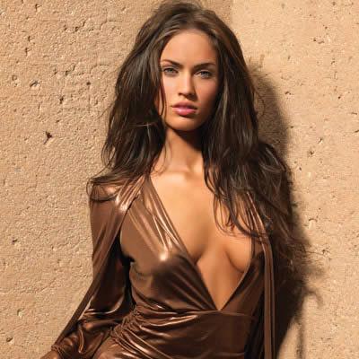 Hot and sexy = Megan Fox