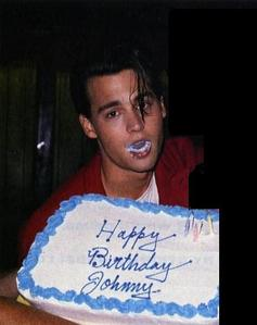 Happy birthday Johnny, thanks for being my everything, love you more than words can say. You are the