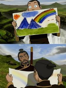 당신 added a Rainbow... Is that okay?