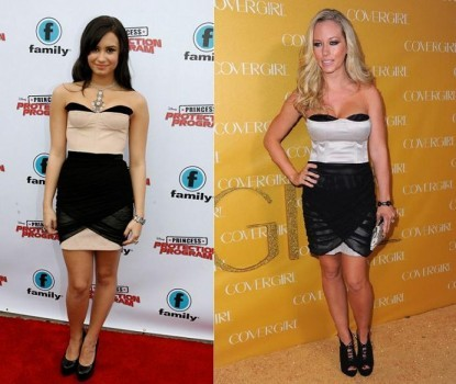 Round 2 = rihanna wins with 71% Emma Looses with 21% Round 3 = Demi Lovato VS Kendra Wilkinson