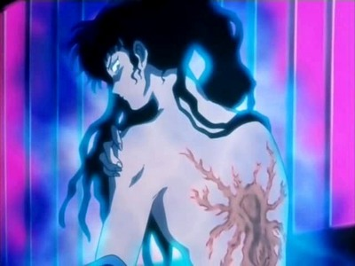 :O I have so many pictures of Naraku it was hard to chose, eh I'll just go with this one xP  If you