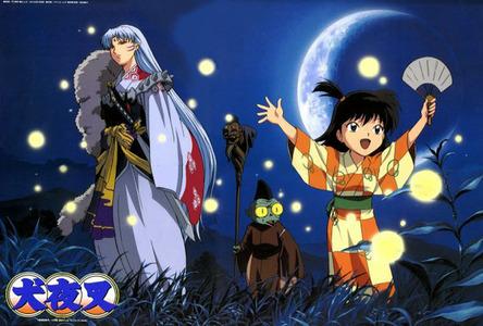Sesshomaru's group, they's friends, well sorta x)
