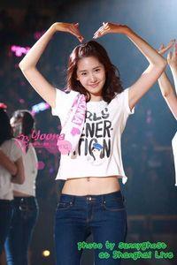 Yoona http://imageshack.us/photo/my-images/204/53198251201004181520546.jpg/sr=1 I vote for Misa's