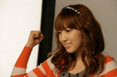I vote for Hana :) Here Tae
