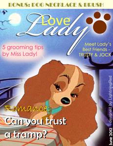 l'amour Lady