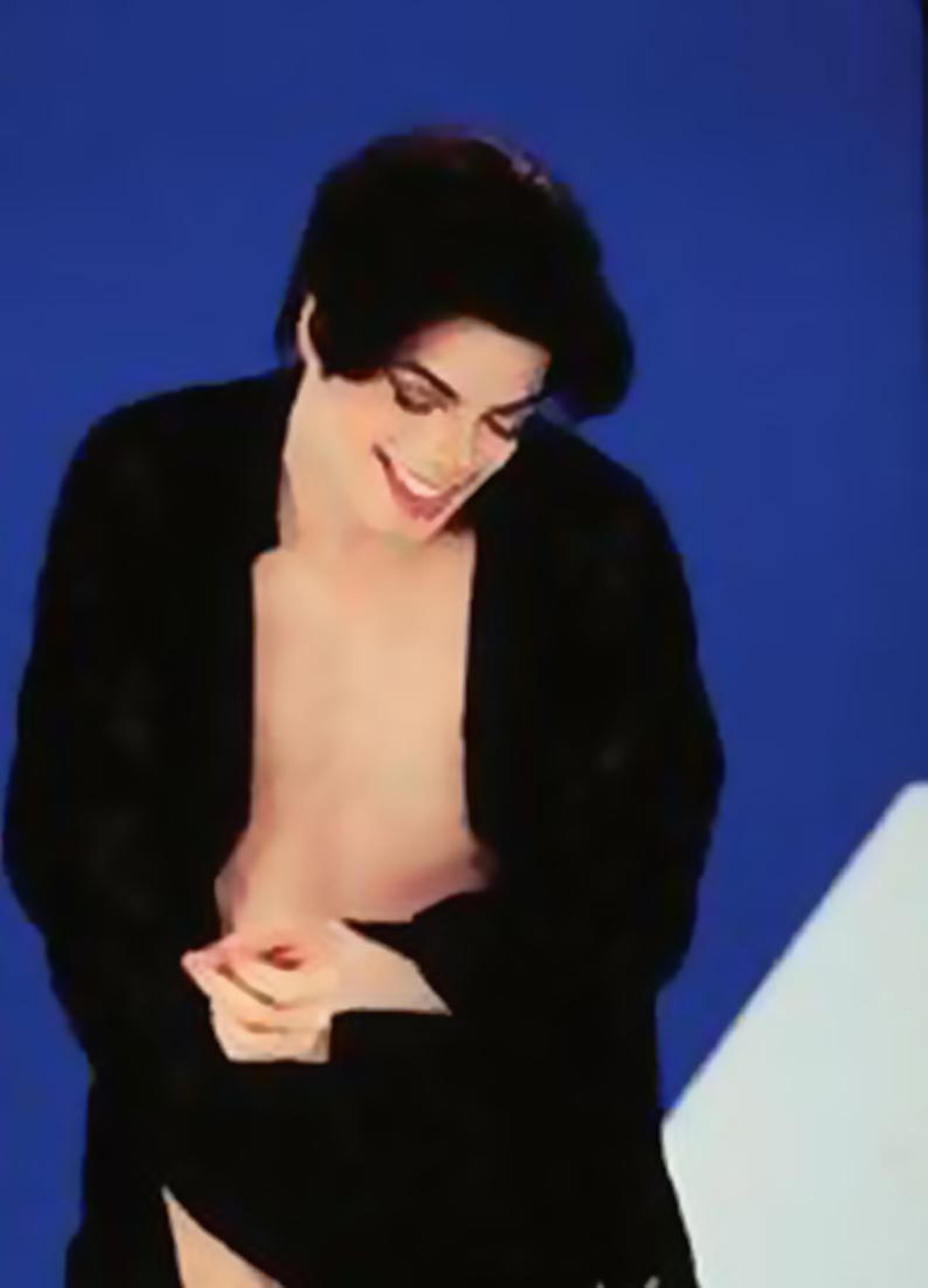 Michael jackson sexy