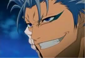 Grimmjow for best smile.