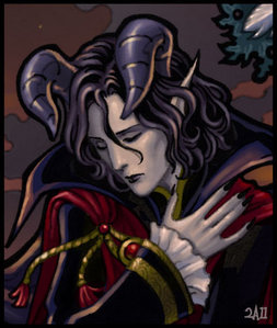 Mephistopheles   A demon who has taken on the name of his predecessor and those who have long since