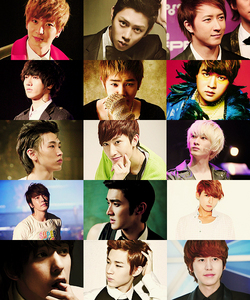 Round 1 _________Super Junior_________.