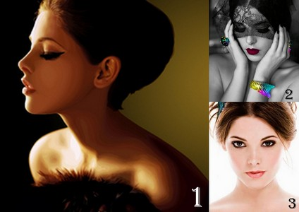 Round 8: Ashley Greene 1st sun_shine 2nd 050801090907 3rd celina