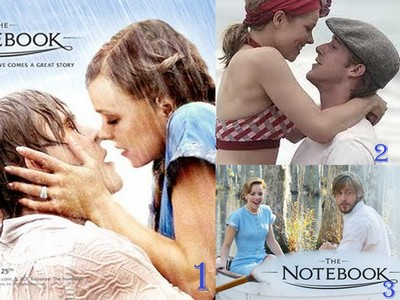 Round 4 The Notebook (2004) 1st 050801090907 2nd rosedawson1 3rd aitypw