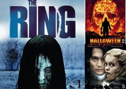Round 8 Horror movie 1st ded99 2nd KarinaCullen 3rd rosedawson1