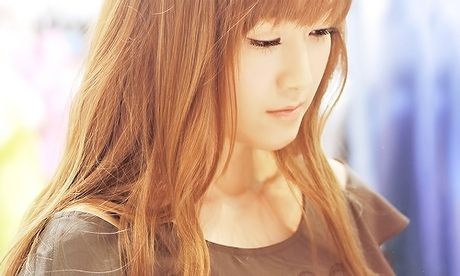 jessica jessica is pretty while taeyeon is so cute