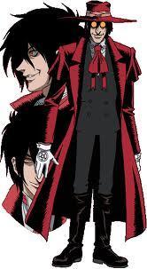 Dracula is blackward Alucard.