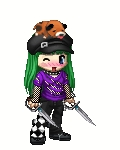 Name: Ninima Age: 14 Appearance: Long green hair and blue eyes. Wears a purple শার্ট and a hat